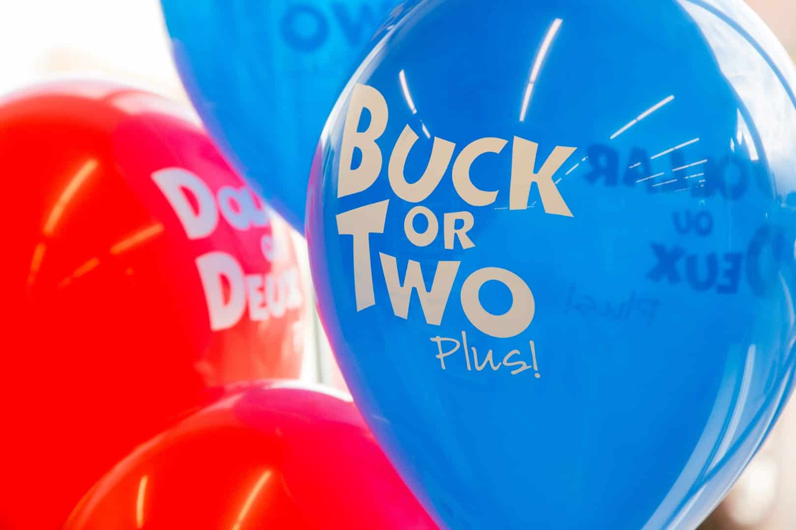 Join Our Family Of Buck Or Two Plus Franchisees